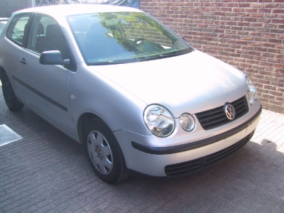 VW Polo 1.2 2002 BUDGET CAR