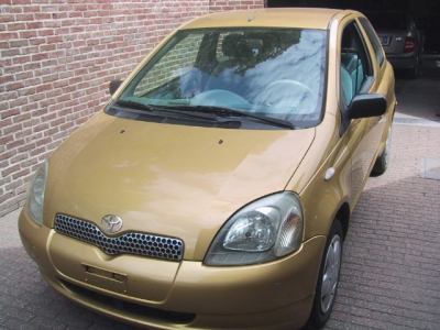 Toyota Yaris 1.0 BUDGET CAR